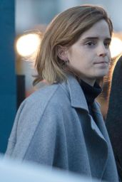 Emma Watson - Out and About in London 11/3/ 2016