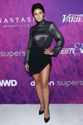 Emmanuelle Chriqui - Variety & WWD's StyleMakers Awards at Quixote Studios in West Hollywood 11/17/ 2016