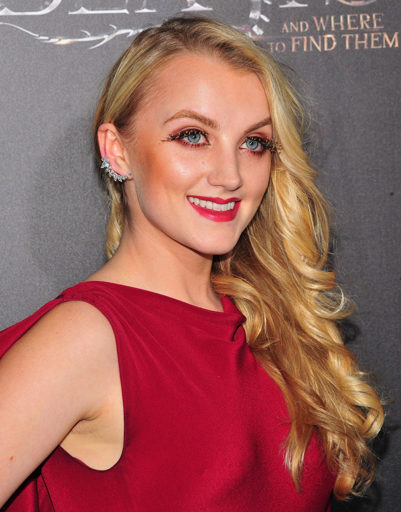 Evanna Lynch Fantastic Beasts And Where To Find Them