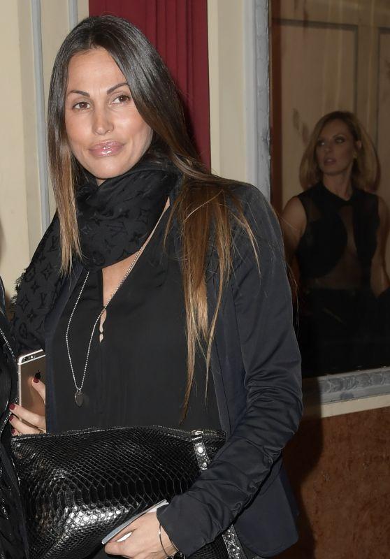 Federica Ridolfi – 'Magnamose Tutto' Premiere in in Rome 11/25/ 2016