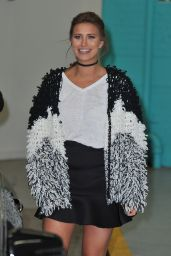 Ferne McCann - ITV Studios in London 11/24/ 2016