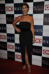 Ferne McCann - The Beauty Awards with OK! and Debenhams Beauty Club in London 11/24/ 2016