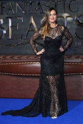 Fran Newman-Young – 'Fantastic Beasts and Where To Find Them' Film Premiere in London