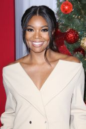 Gabrielle Union – 'Almost Christmas' Premiere in Westwood 11/03/ 2016