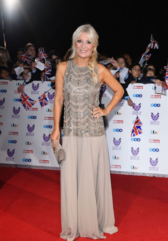 Gaby Roslin – Pride of Britain Awards in London 10/31/ 2016