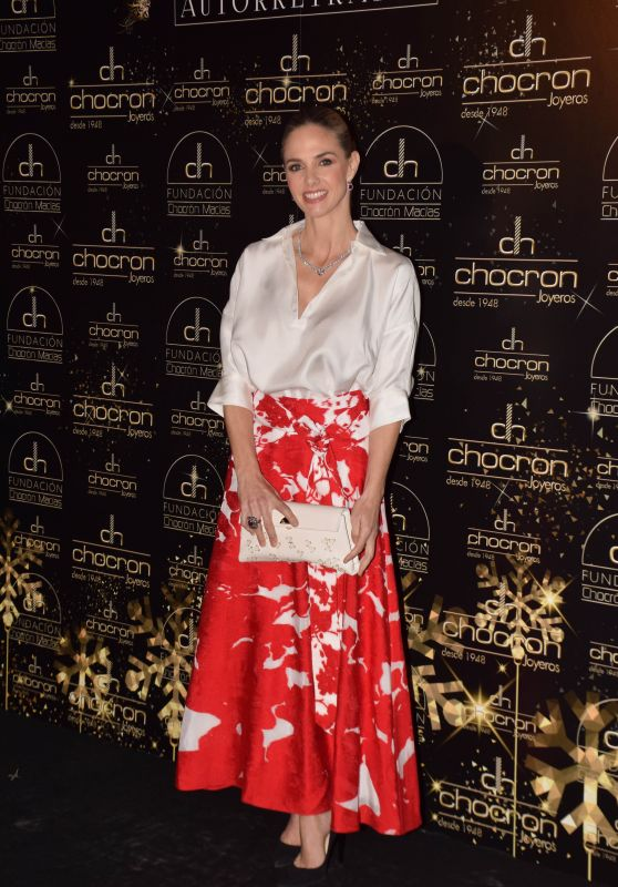 Genoveva Casanova – 'Chocron 2017' in Madrid 11/28/ 2016
