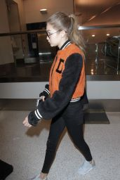 Gigi Hadid at LAX Airport in Los Angeles 10/28/ 2016