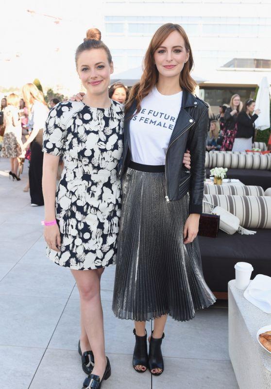 Gillian Jacobs & Ahna O