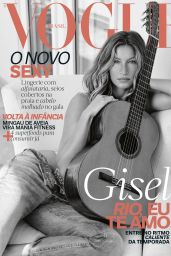 Gisele Bundchen - Vogue Magazine Brasil, November 2016