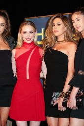 Greer Grammer – HFPA & InStyle's Celebration of Golden Globe Awards Season in LA 11/10/2016