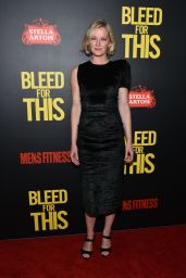 Gretchen Mol – 'Bleed for This' Film Premiere in New York 11/14/ 2016