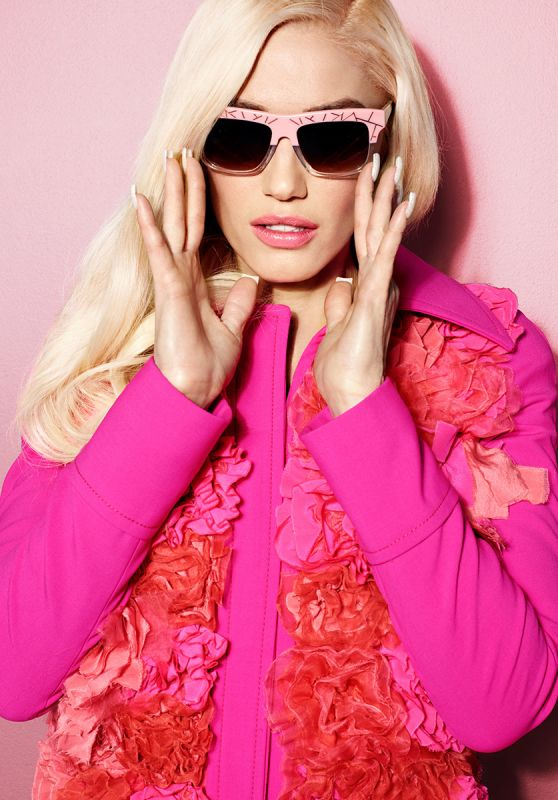 Gwen Stefani – Photoshoot for Cosmopolitan September 2016