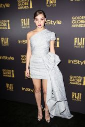 Hailee Steinfeld – HFPA & InStyle's Celebration of Golden Globe Awards Season in LA 11/10/2016
