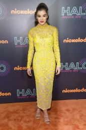 Hailee Steinfeld - Nickelodeon Halo Awards in New York 11/11/ 2016