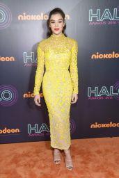 Hailee Steinfeld - Nickelodeon Halo Awards in New York 11/11/ 2016