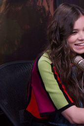 Hailee Steinfeld - On Air With Ryan Seacrest 11/1/2016