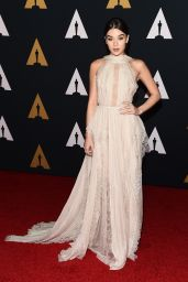 Hailee Steinfeld – The Governors Awards 2016 in Hollywood