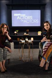 Hailee Steinfeld - Variety Studio: Actors On Actors in Los Angeles 11/13/ 2016