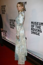 Haley Bennett - 30th Annual Museum of the Moving Image in New York 11/2/ 2016