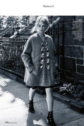 Haley Bennett - Madame Figaro Magazine November 2016 Issue