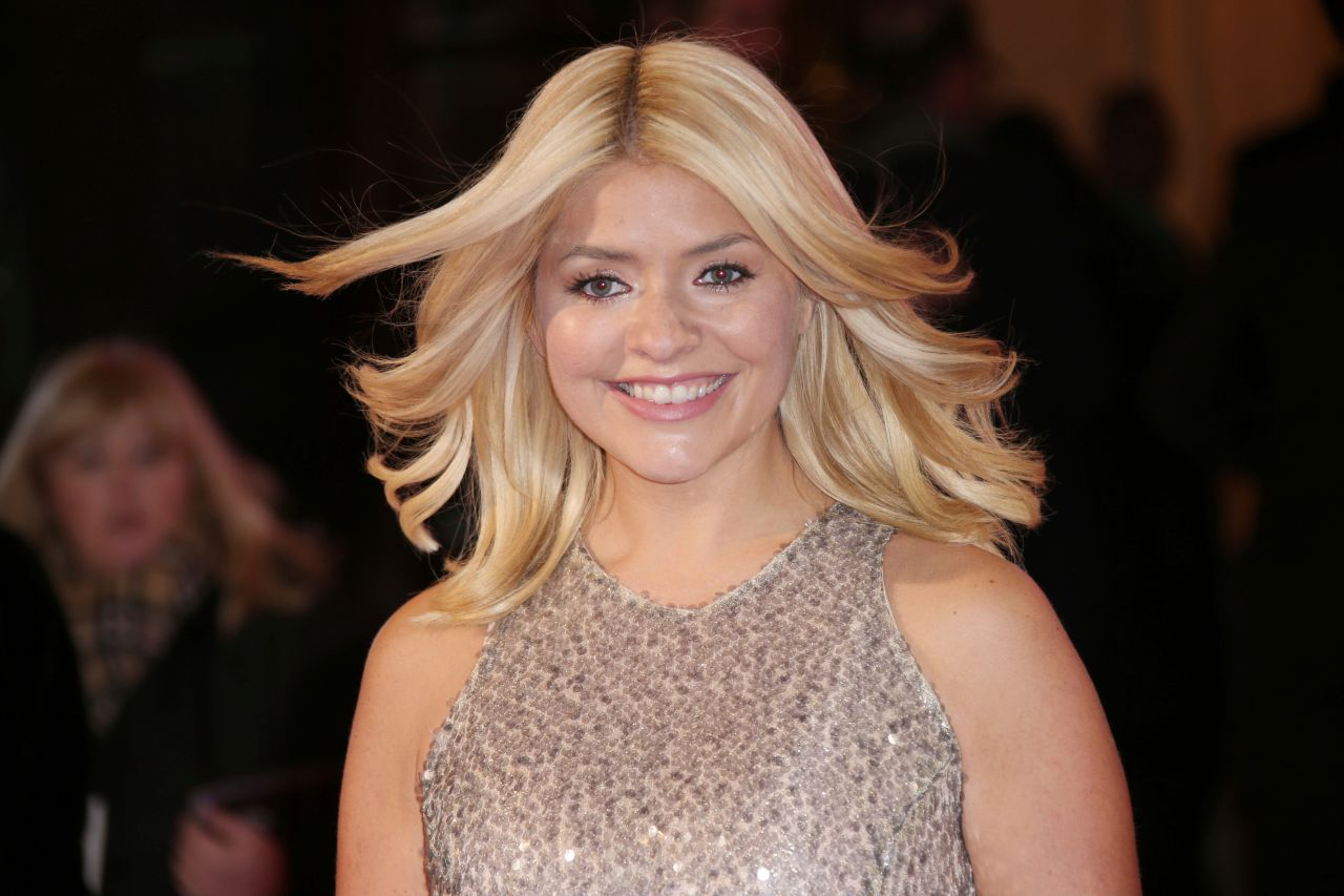 Holly Willoughby The ITV Gala In London 11 24 2016