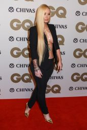 Iggy Azalea - GQ Men of the Year Awards in Sydney 11/16/ 2016