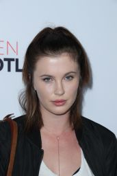 Ireland Baldwin - Airbnb Open Spotlight in Los Angeles 11/19/ 2016