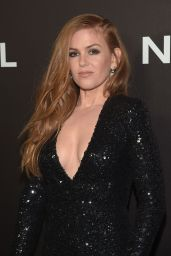 Isla Fisher – 'Nocturnal Animals' Premiere in NYC 11/17/ 2016