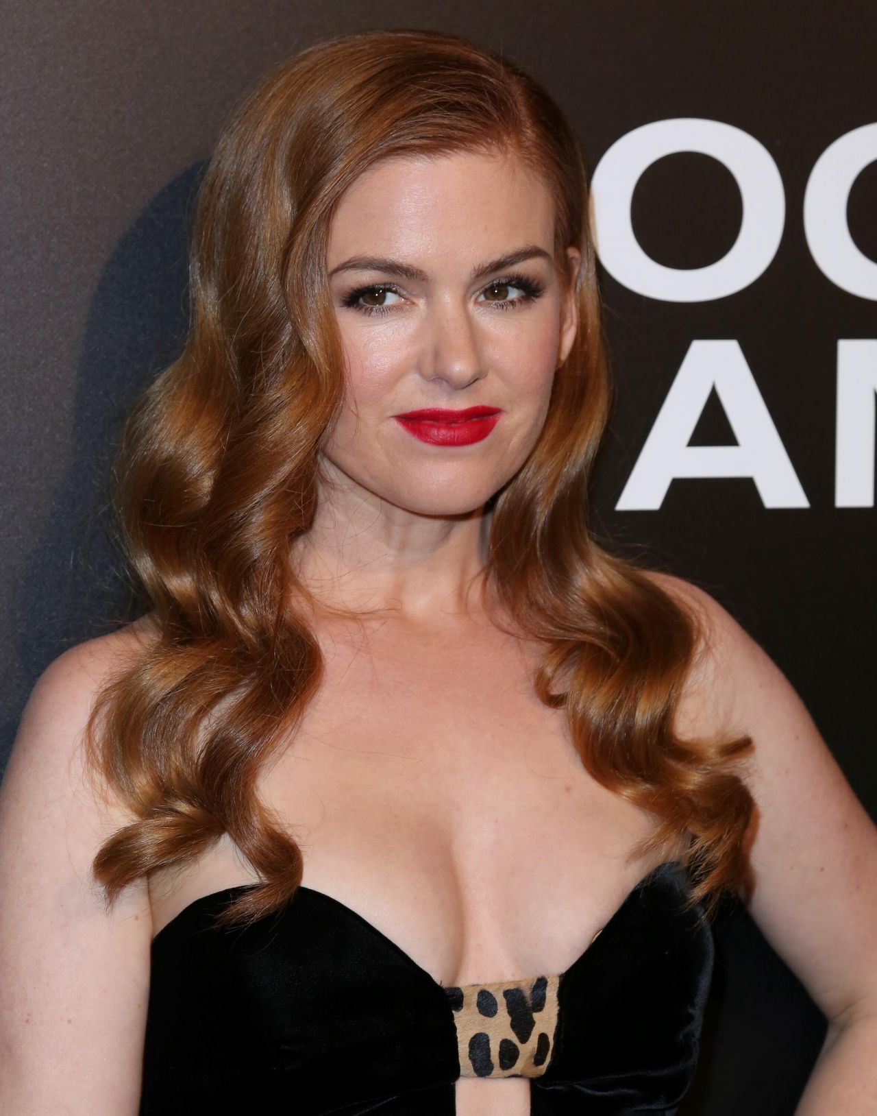 Isla Fisher - 'Nocturnal Animals' Screening in Los Angeles