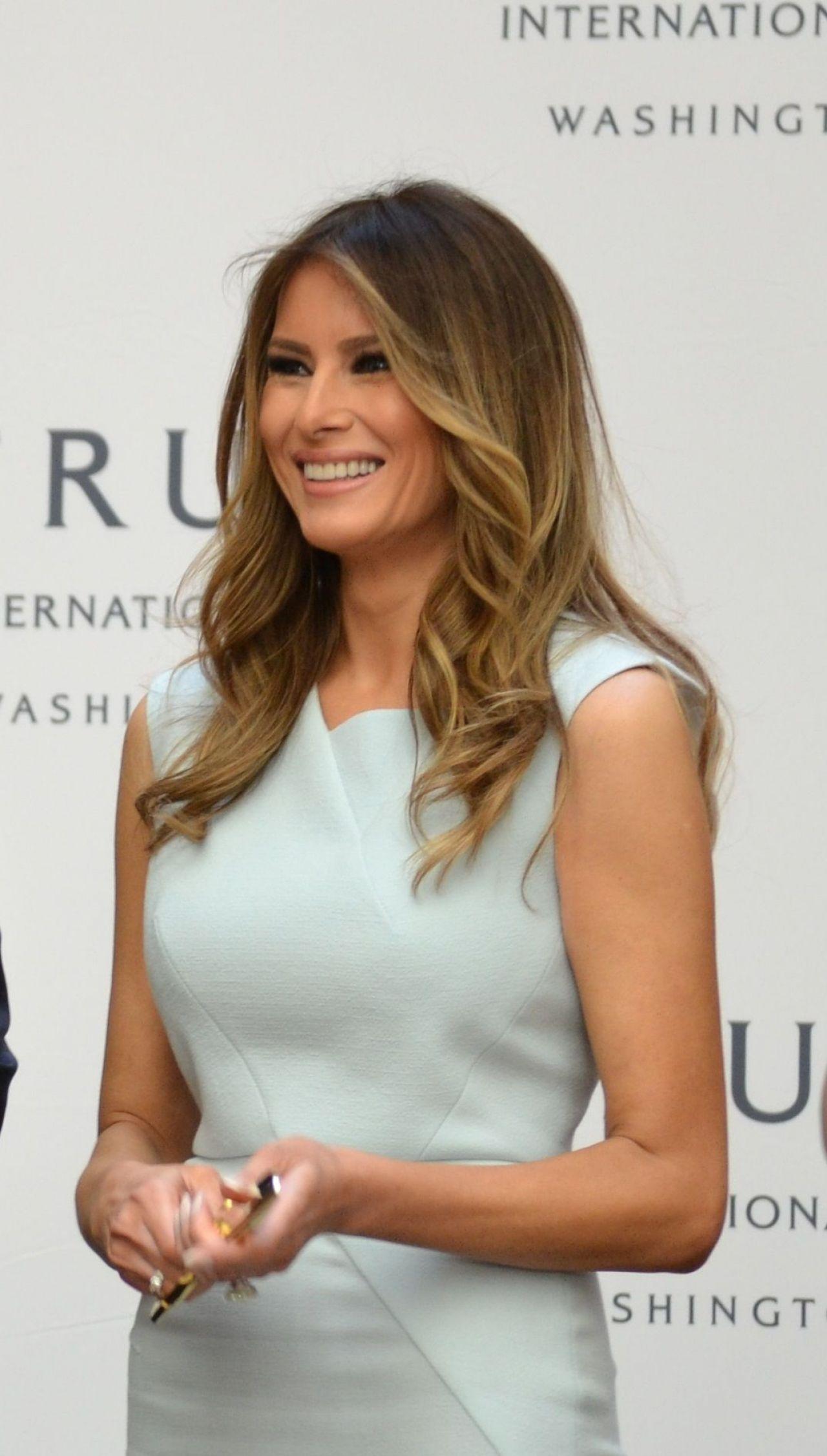 Ivanka Trump Melania Trump Amp Tiffany Trump At Trump