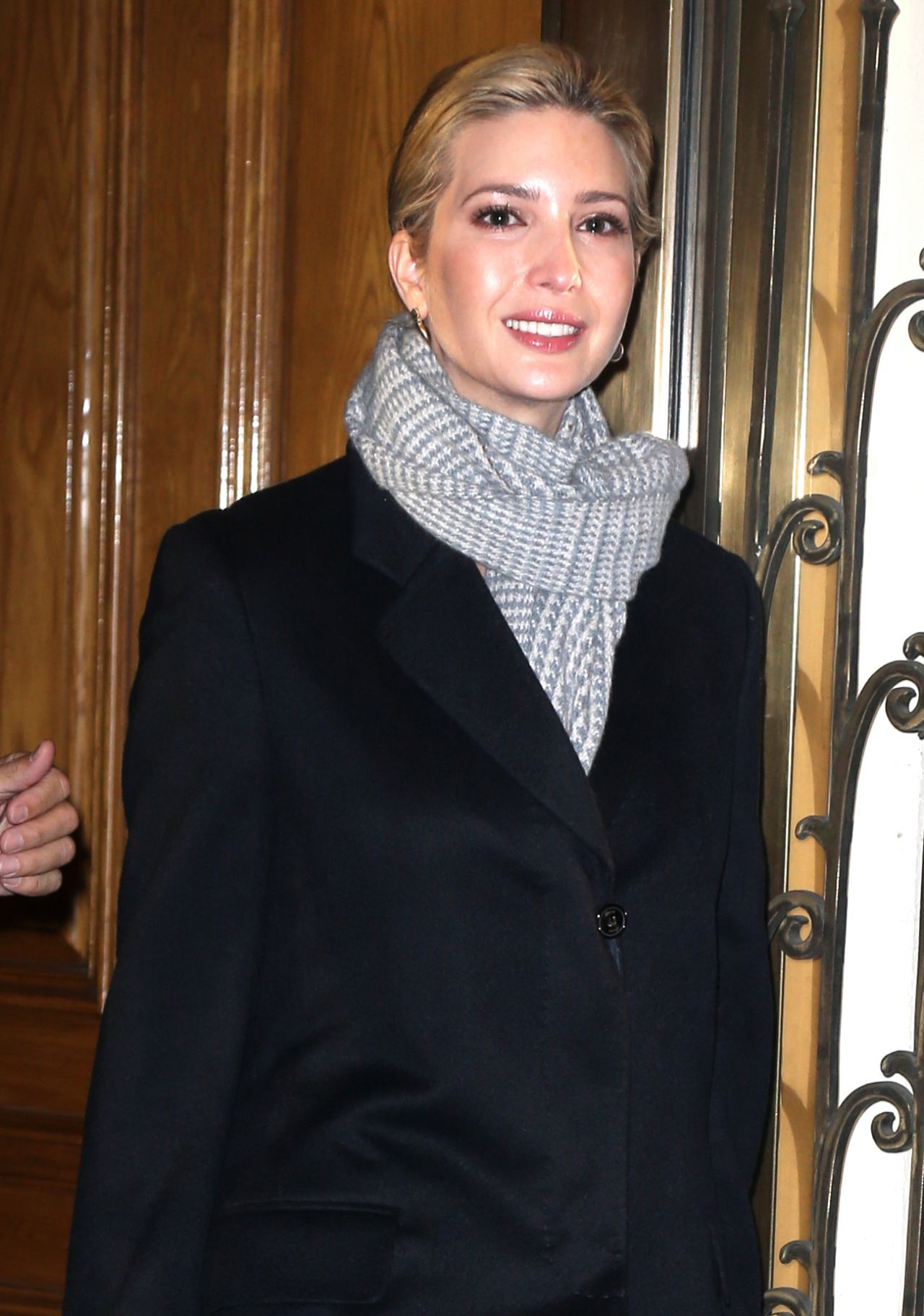 Ivanka Trump Out And About In New York City 11 28 2016