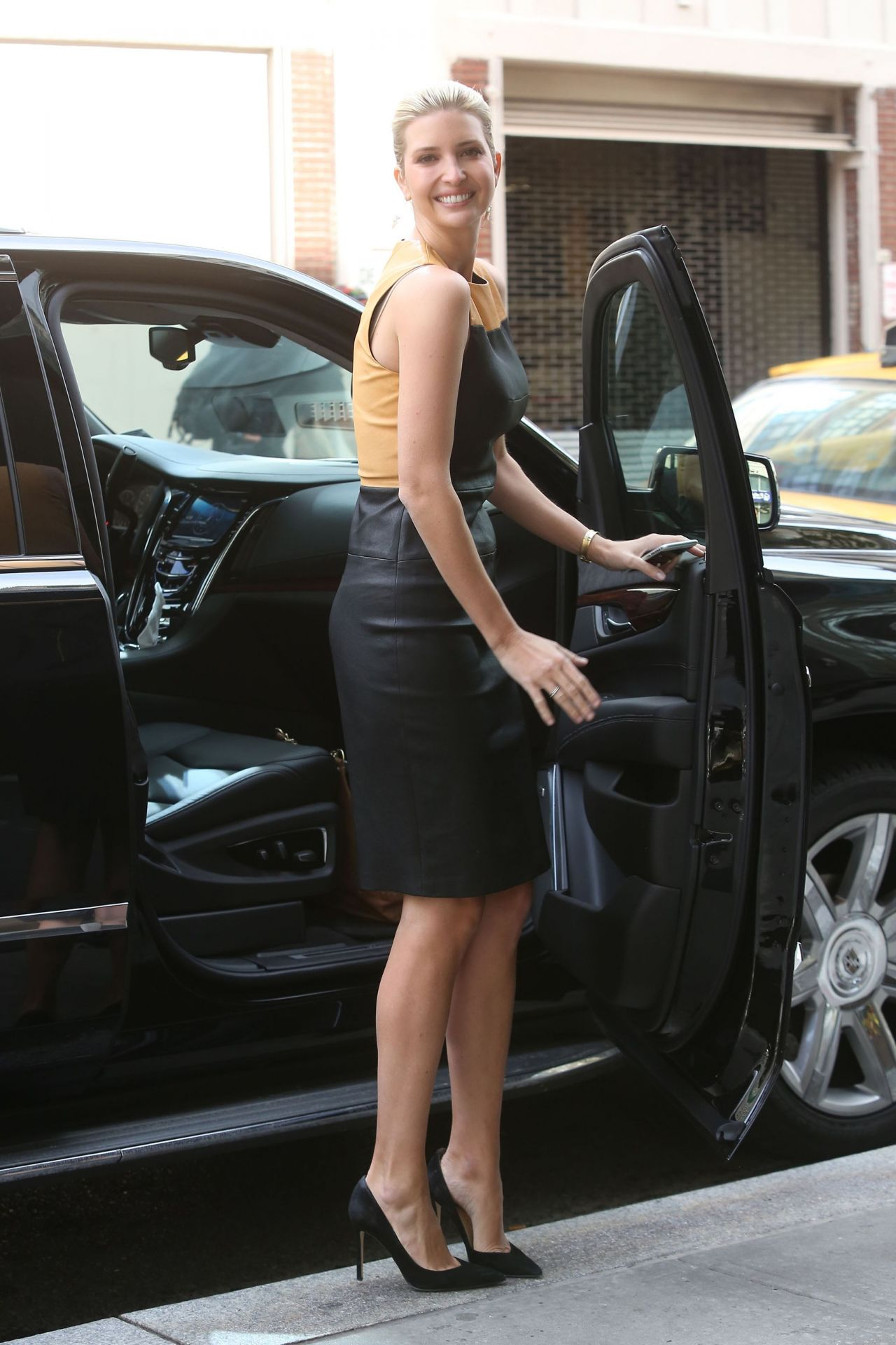 Ivanka Trump Style Heading To Trump Soho Hotel In New