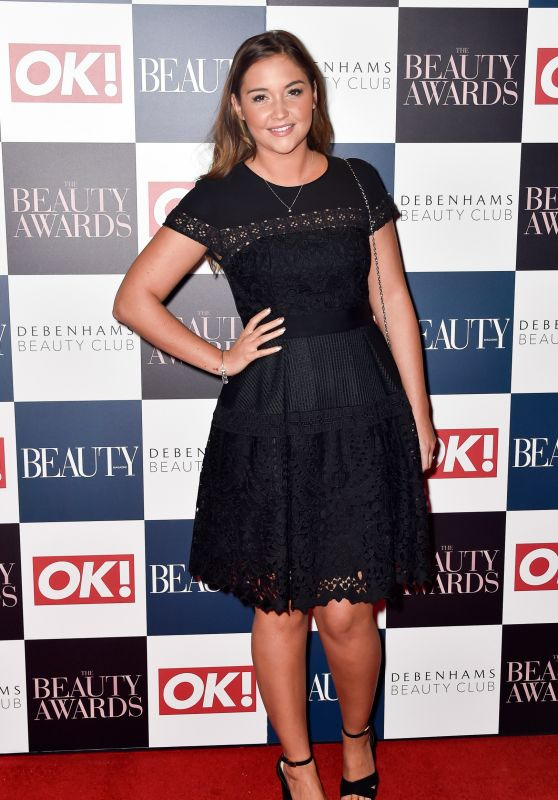 Jacqueline Jossa - Beauty Awards in London 11/24/ 2016