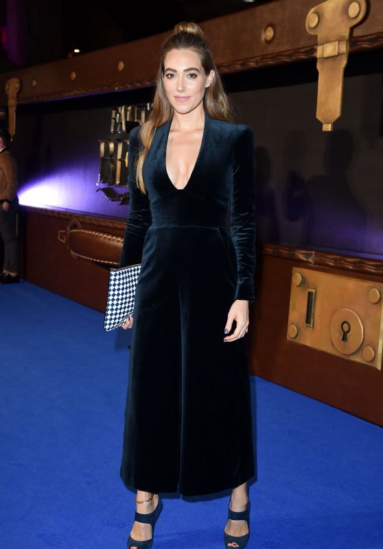 Jacqui Ainsley – 'Fantastic Beasts and Where To Find Them' Film Premiere in London