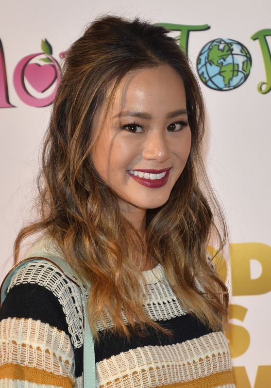 Jamie Chung - God vs Trump Premiere at The TCL Chinese Theatre 6 in Hollywood, LA 11/7/2016