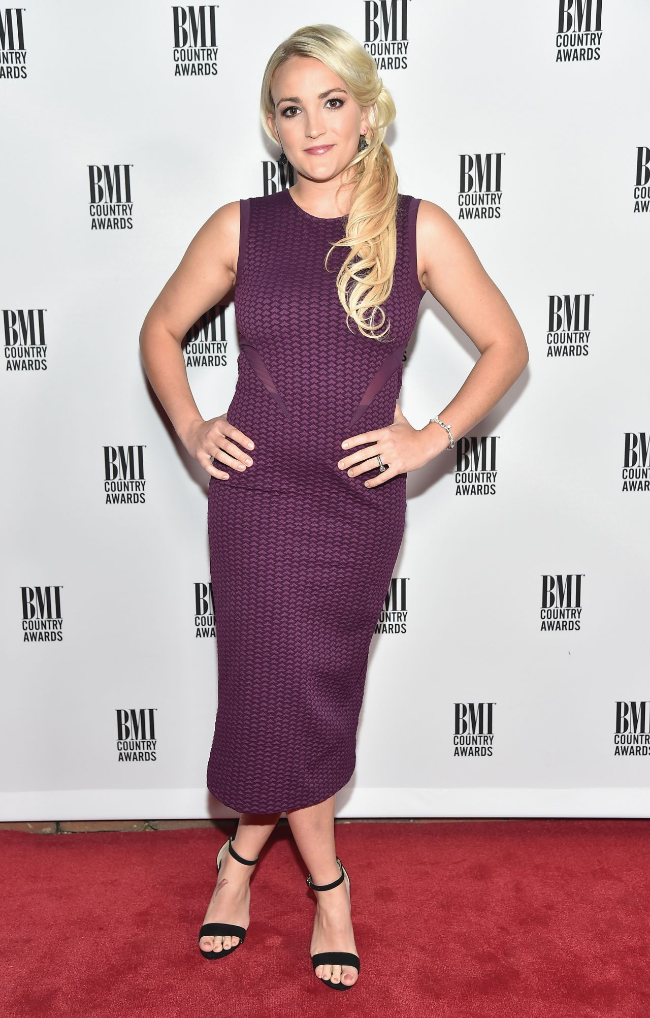 Jamie lynn spears 64th annual bmi country awards in nashville 11 1