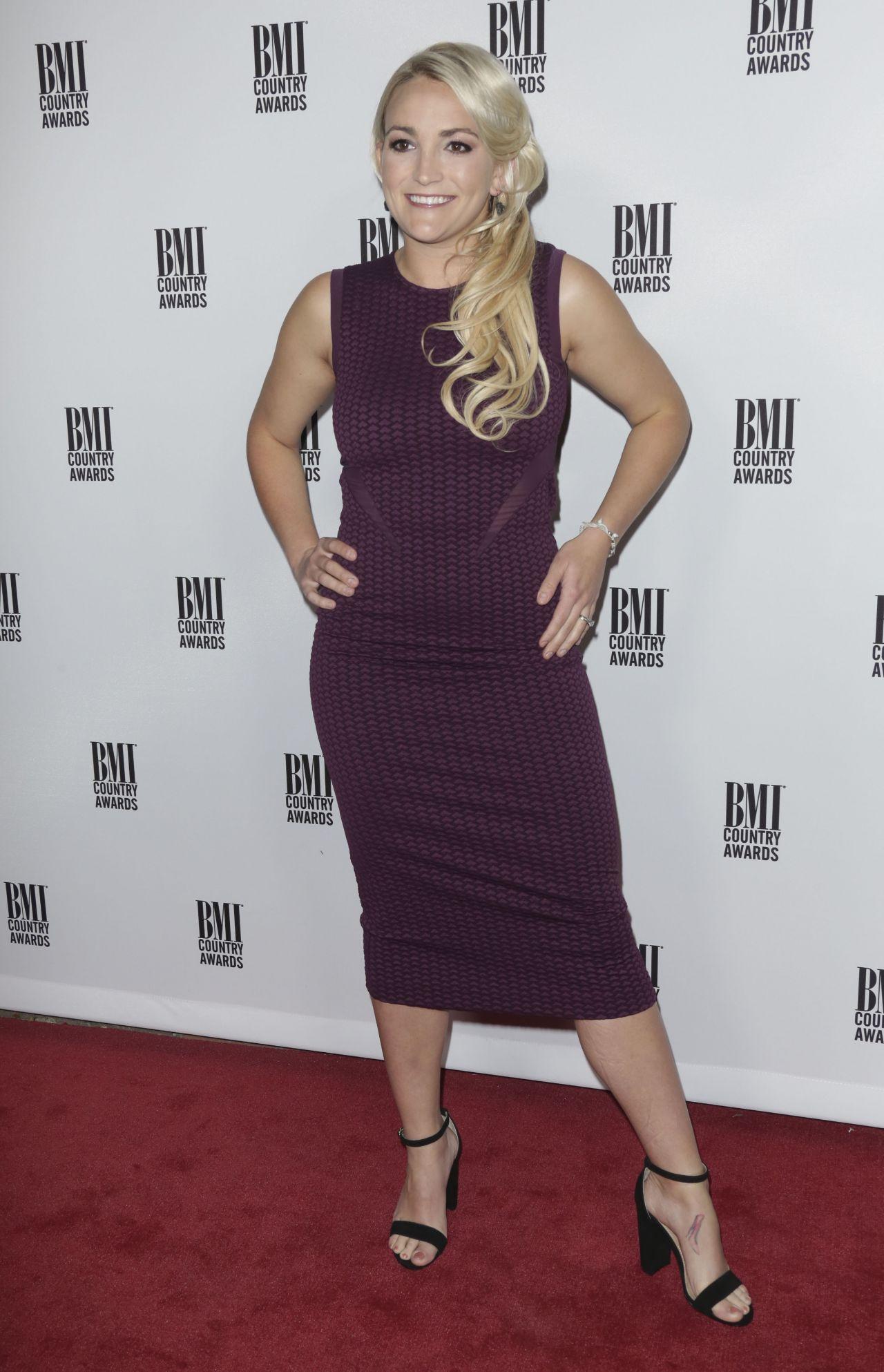 Jamie Lynn Spears 64th Annual Bmi Country Awards In