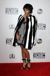 Janelle Monae – 2016 American Music Awards in Los Angeles
