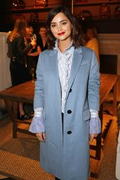 Jenna Coleman - Burberry Celebrate