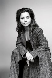 Jenna Coleman - Photoshoot for Glamour UK - October 2016