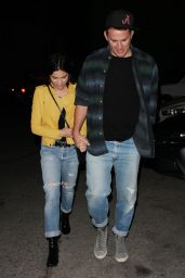Jenna Dewan at The Groundlings Theatre in West Hollywood 11/23/ 2016