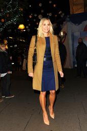 Jenni Falconer - Disney Store Christmas Party & Charity Campaign Launch in London 11/9/2016