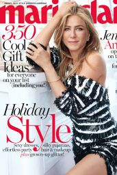 Jennifer Aniston - Marie Claire Magazine US December 2016 Cover and Photos