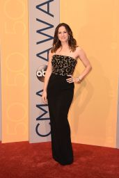 Jennifer Garner – 50th Annual CMA Awards in Nashville 11/2/ 2016