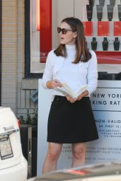Jennifer Garner at Barneys in Los Angeles 11/08/ 2016