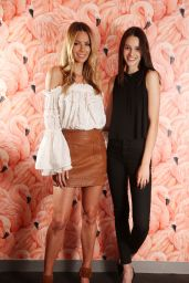 Jennifer Hawkins and Aleyna Fitzgerald - Photoshoot in Sydney 11/22/ 2016