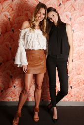 Jennifer Hawkins and Aleyna Fitzgerald - Photoshoot in Sydney 11/22/ 2016