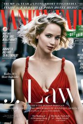 Jennifer Lawrence - Photoshoot for Vanity Fair, Holiday 2016/2017