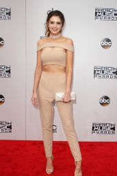 Jess Bauer – 2016 American Music Awards in Los Angeles