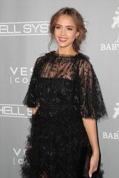 Jessica Alba – Baby2Baby Gala in Culver City 11/12/ 2016